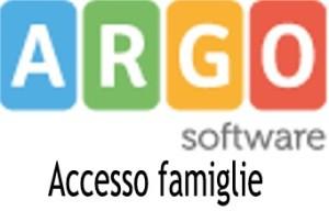 Link esterno registro online accesso famiglie